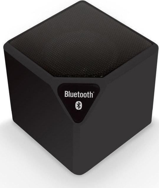 Bigben BT14N Φορητό ηχείο Bluetooth  μαύρο με LED φωτισμό