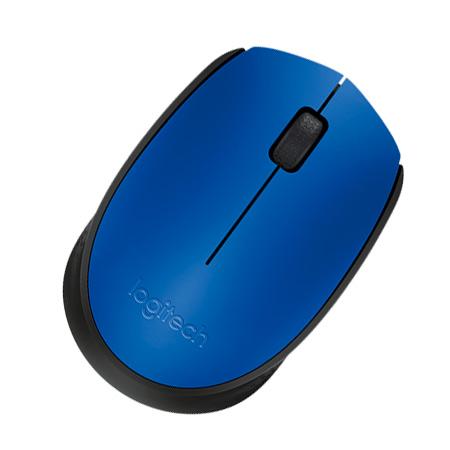 Ασύρματο Ποντίκι Logitech M171 ΜΠΛΕ