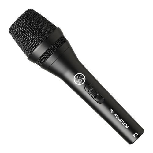 AKG P5s μικρόφωνο δυναμικό σούπερκαρδιοειδές για vocals