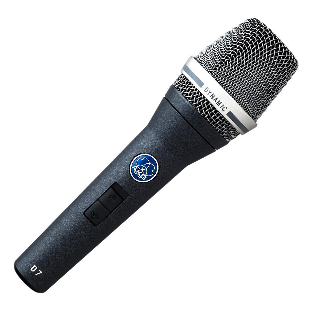 AKG D-7 δυναμικό μικρόφωνο σουπερκαρδιοειδές