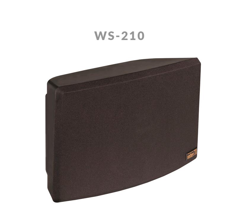 INTER-M WS-210 Επιτοίχιο ηχείο εσωτερικών χώρων 10W 100V 92dB