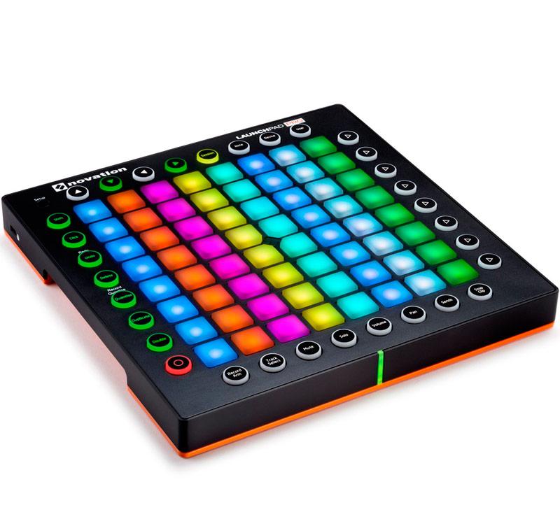 Novation LAUNCHPAD PRO επαγγελματικό Midi controller για το Ableton Live