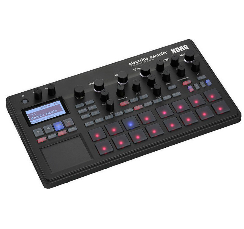 Korg Electribe Sampler 2 music production station