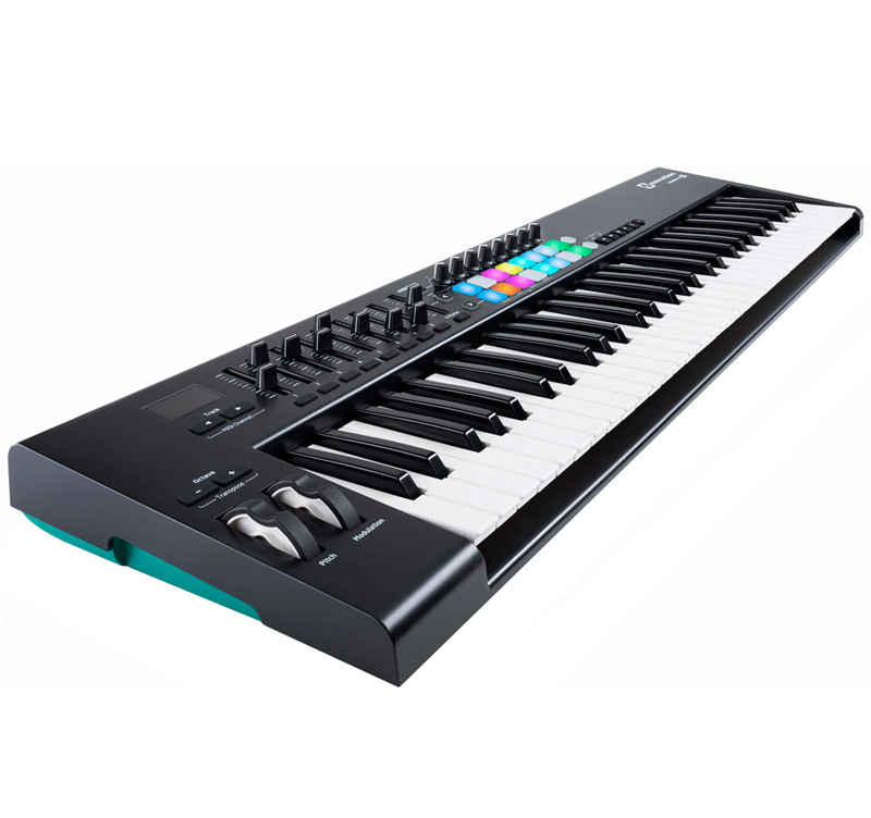 Novation LAUNCHKEY 61 MK2 Usb midi controller με 61 δυναμικά πλήκτρα