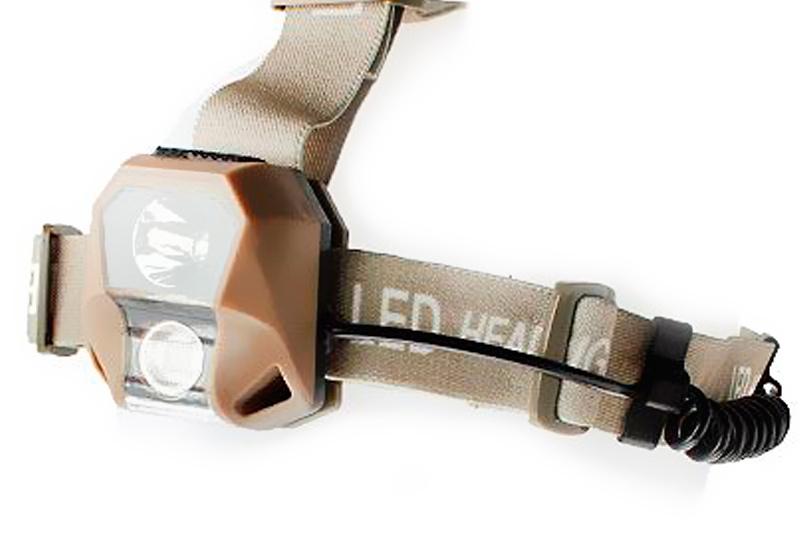 SMARTHINGS HL-521 Φακός κεφαλής led υψηλής απόδοση 200 lumens