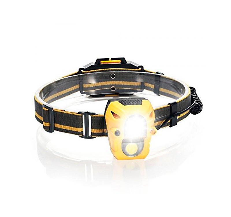 Smarthings SH-G025-3WS Φακός LED κεφαλής υψηλής απόδοσης 160 lumens