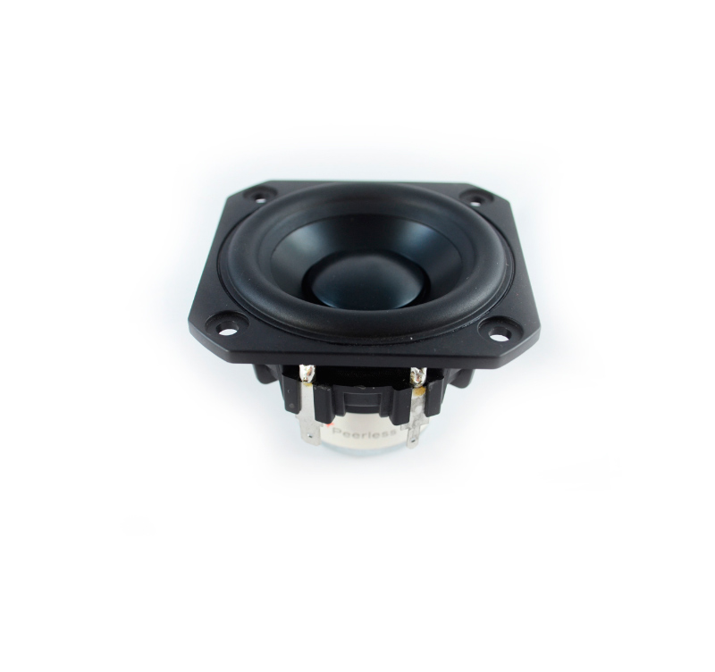 PeerLess 830 984 Woofer 2,5 fullrange,8 Ohm
