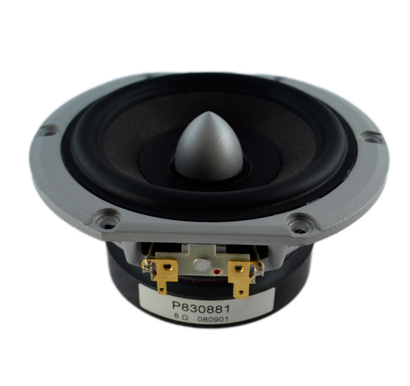 PeerLess HDS Exclusive 830 881 Midwoofer 4, 8 Ohm