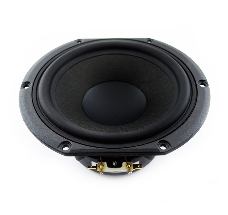 PeerLess 830 875 HDS Nomex Midwoofer 6.5, 8 Ohm