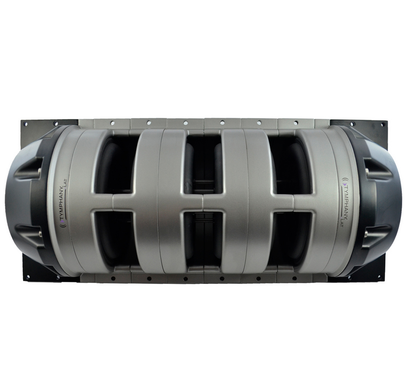TYMPHANY LAT 700-001 SubWoofer Αυτοκινήτου 1000W, 4 Ohm