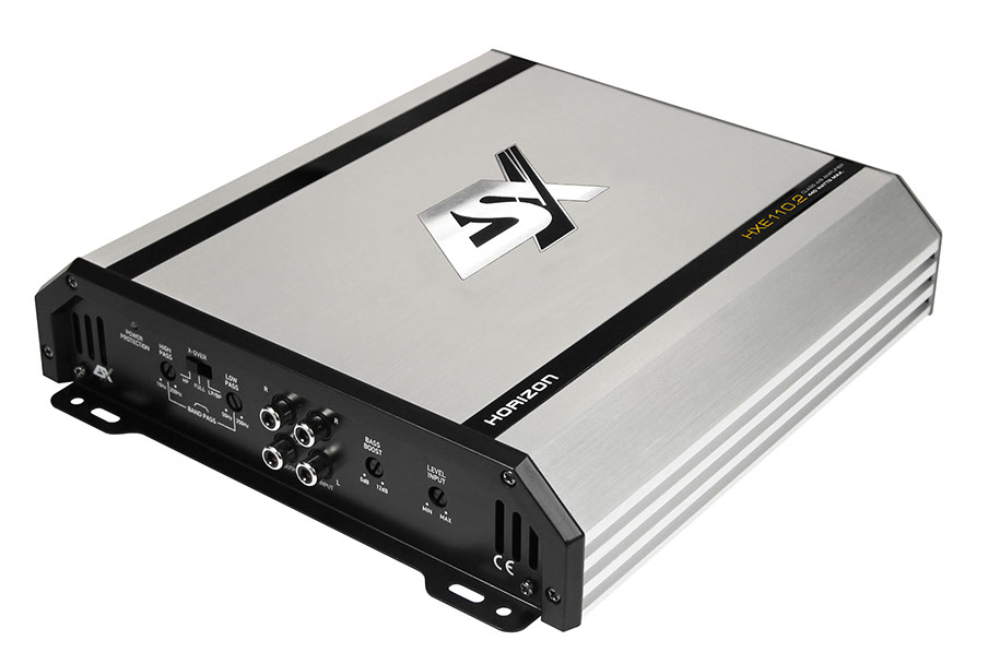 ESX HORIZON HXE110.2 Δικάναλος Eνισχυτής Aυτοκινήτου 2 x 70 WRMS/4Ohm