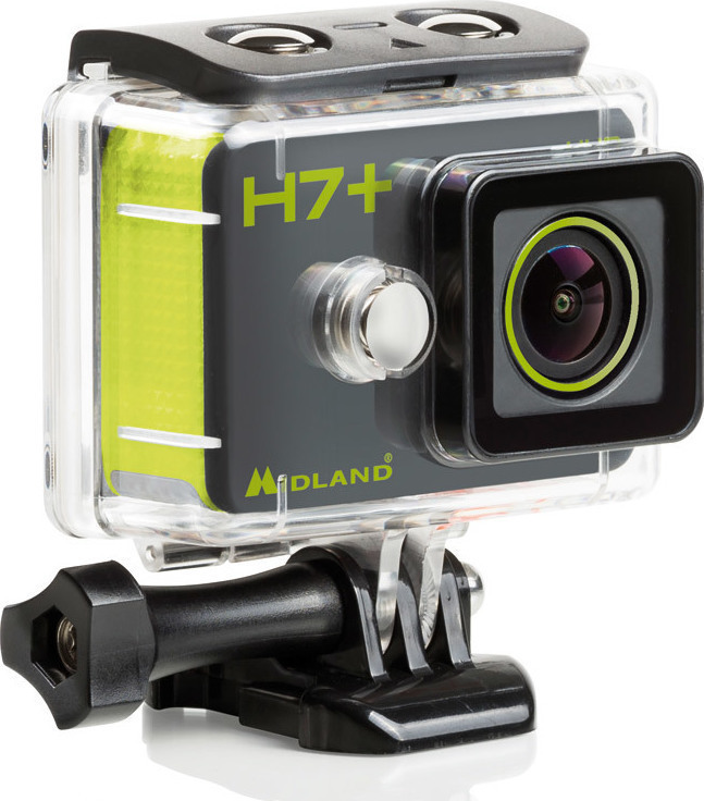 Midland H7+ Action κάμερα Ultra HD