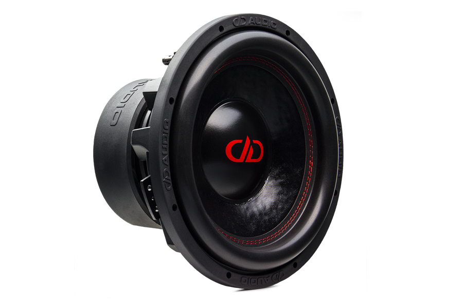 Digital Designs DD 712 D2 Subwoofer αυτοκινήτου 12 1200W/rms