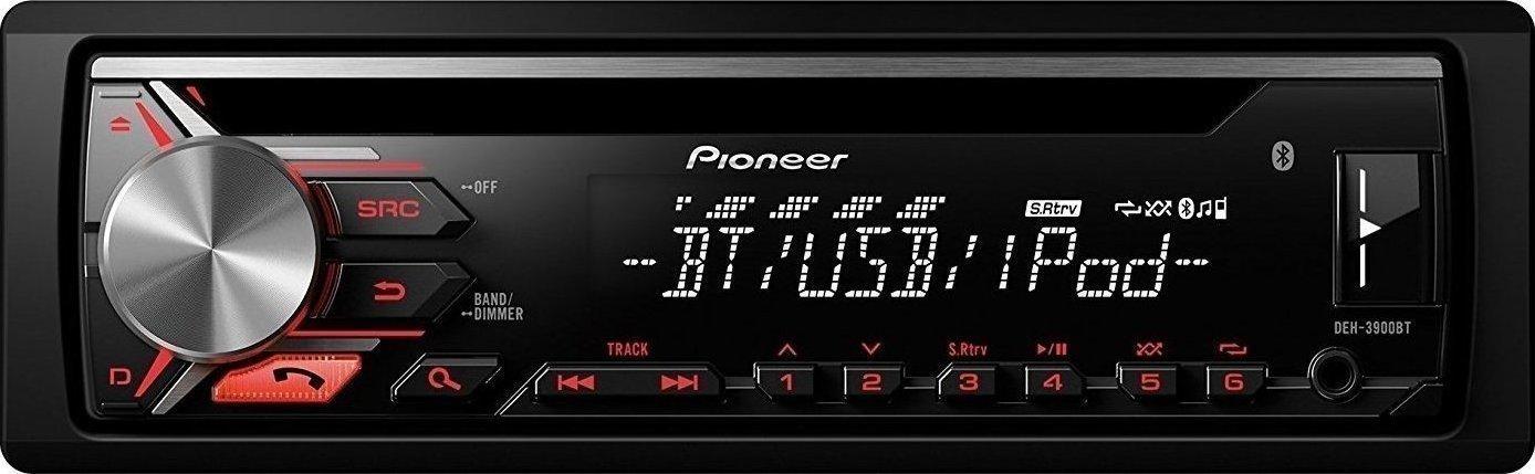 Pioneer DEH-3900BT MP3 Ράδιο-CD Mε Bluetooth