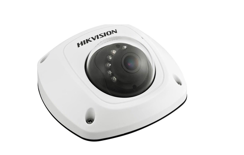 Hikvision DS-2CD2542FWD-I Δικτυακή Κάμερα 4MP Φακός 4.0mm