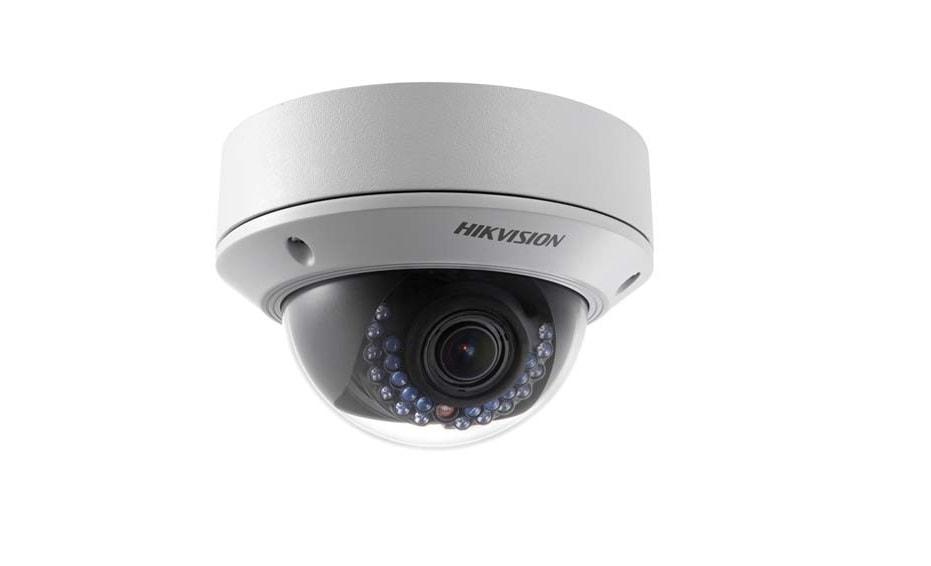 Hikvision DS-2CD2742FWD-I Δικτυακή Κάμερα 4MP Φακός Varifocal 2.8-12mm