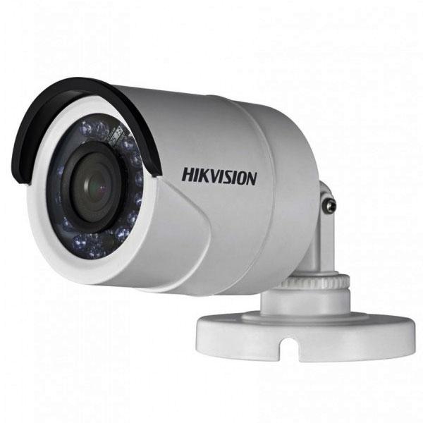 Hikvision DS-2CE16D0T-IR Κάμερα HDTVI 1080p Φακός 3.6mm