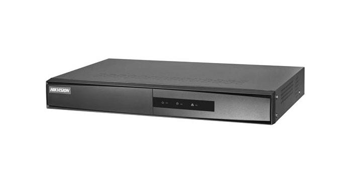 Hikvision DS-7604NI-K1/4P Δικτυακό NVR POE 4 Καμερών