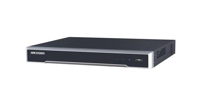 Hikvision DS-7616NI-K2/16P Δικτυακό NVR POE 16 Καμερών