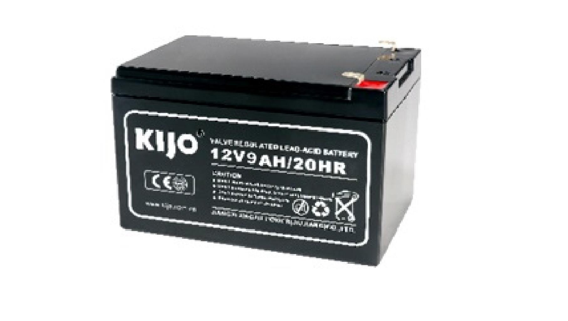 KIJO JS9.0-12 Μπαταρία Mολύβδου 12V/9.0Ah