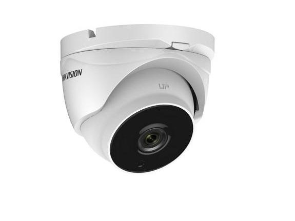 Hikvision DS-2CE56D8T-IT3Z Κάμερα HDTVI 1080p Φακός Motorized Varifocal 2.8-12mm