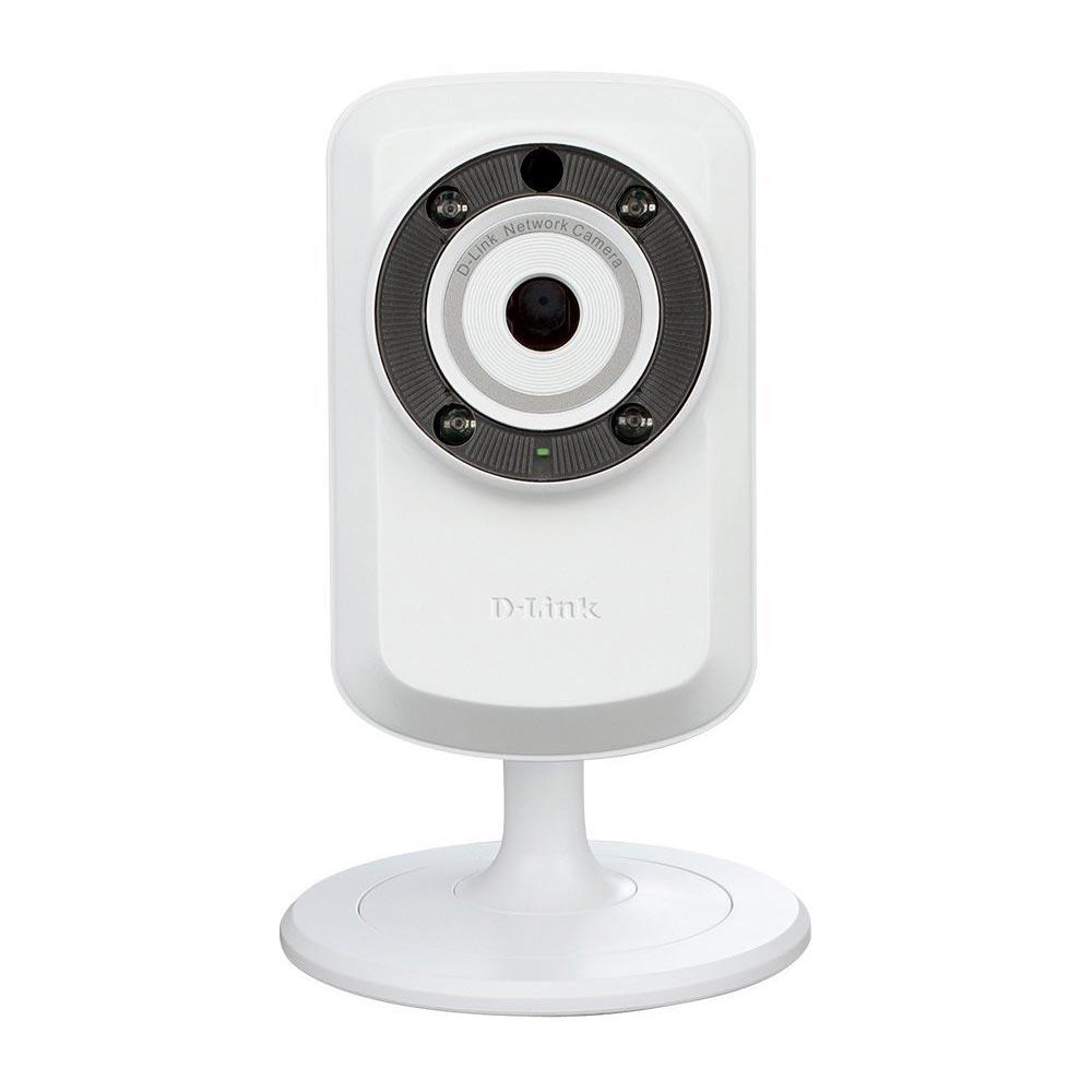 D-LINK DCS-932L Day/Night Δικτυακή Κάμερα Wi-Fi