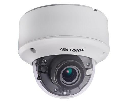 Hikvision DS-2CE56H1T-VPIT3Z Κάμερα HDTVI 5MP Φακός Motorized Varifocal 2.8-12mm