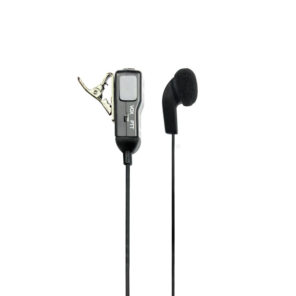Midland MA28-L Μονό ακουστικό (τύπου ψείρα) με μικρόφωνο και λειτουργίες PTT / VOX