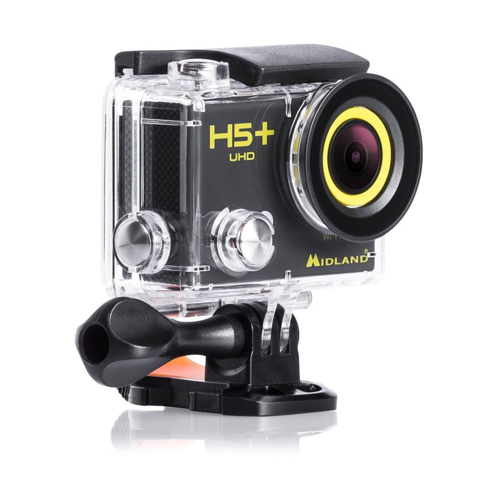 Midland H5+ Action κάμερα Ultra HD 4K Wi-Fi