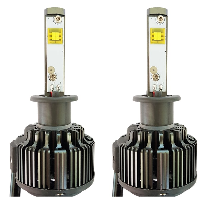LED Φώτα Αυτοκινήτου H1 IL 6000Κ 30W 4000LM