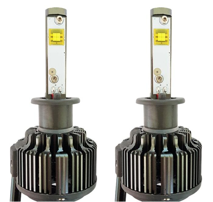 LED Φώτα Αυτοκινήτου H3 IL 6000Κ 30W 4000LM