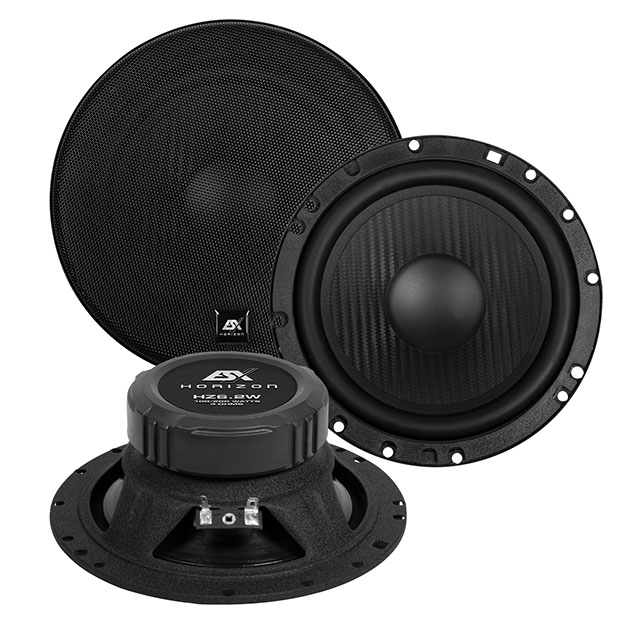 ESX HORIZON HZ6.2W Σετ Woofer 100W Rms / 3Ohm