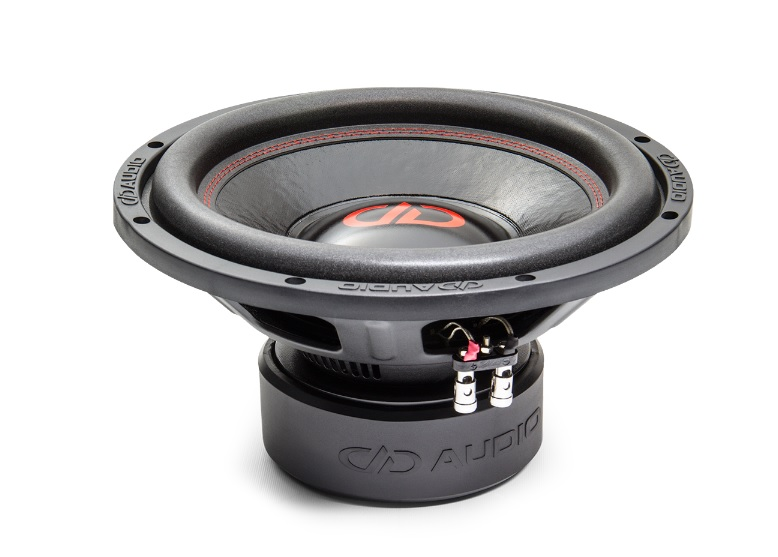 Digital Designs DD612-D2 Subwoofer Aυτοκινήτου 12 600W RMS