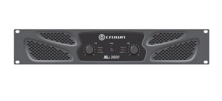 CROWN XLi-3500 Τελικός Ενισχυτής 2X1600W