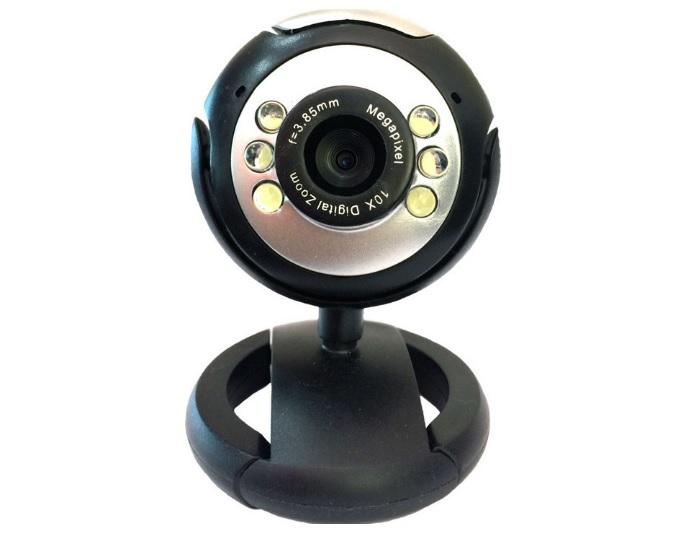 POWERTECH PT-509 Web Camera 1.3MP Plug & Play