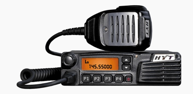 Hytera TM610 Επαγγελματικός Πομποδέκτης Αυτοκινήτου VHF 25W
