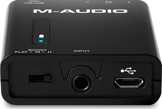 M-Audio Bass Traveller Φορητός Eνισχυτής Ακουστικών