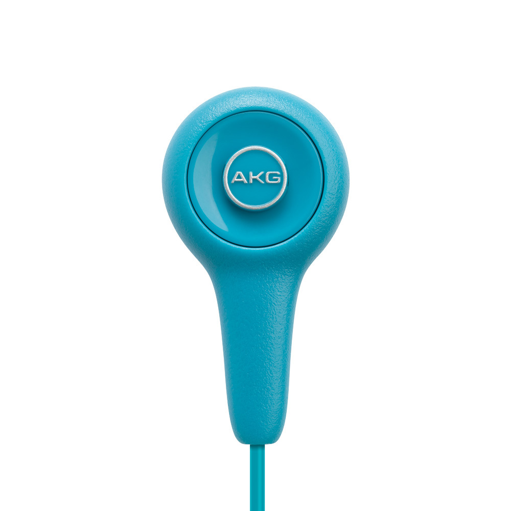 Akg Y10 BLU Ακουστικά In-Ear Ψείρα Μπλε