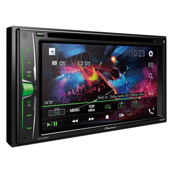 "Pioneer AVH-A200BT Multimedia Οθόνη 6,2"" με Bluetooth"