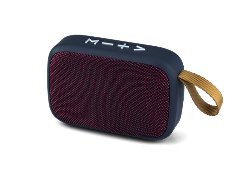 Daewoo DBT-301 Red, Bluetooth Ηχείο / Mp3 Player / Ραδιόφωνο FM