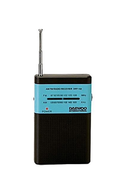 Daewoo DRP-100 Αναλογικό Ραδιόφωνο Τσέπης AM/FM