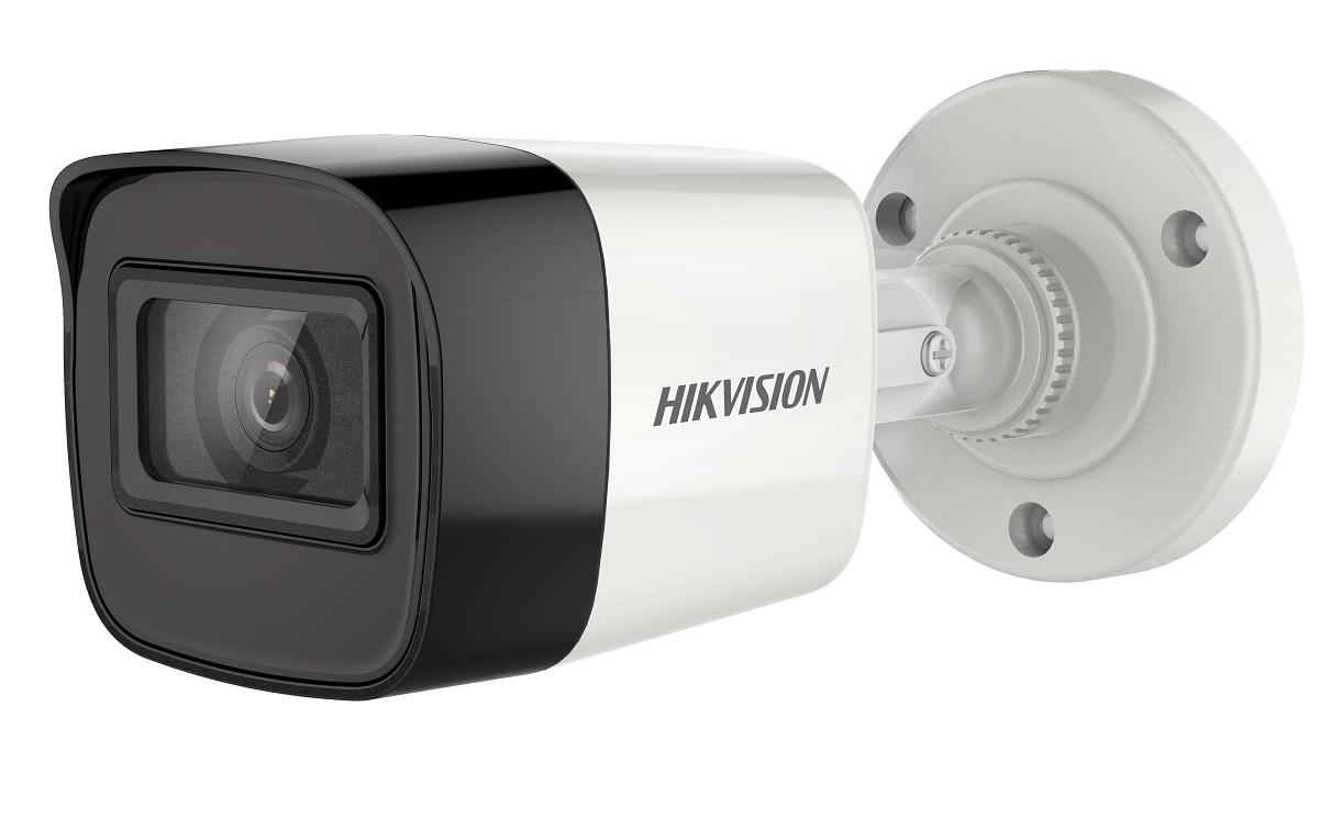Hikvision DS-2CE16D3T-ITPF Κάμερα HDTVI 1080p Φακός 2.8mm