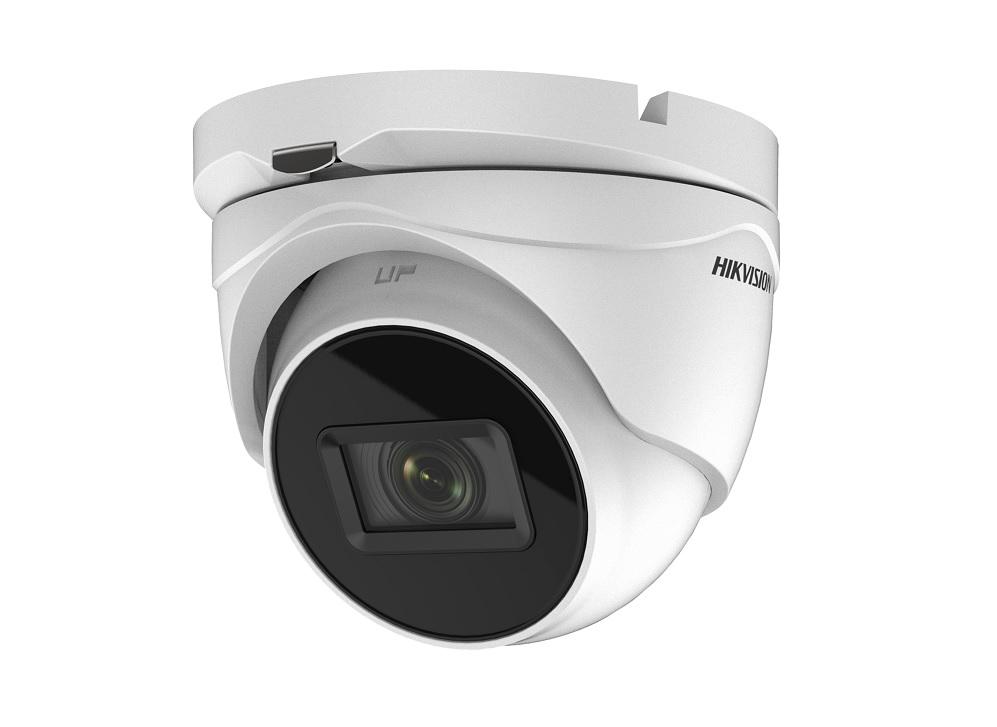 Hikvision DS-2CE79D3T-IT3ZF Κάμερα HDTVI 1080p Φακός Motorized Varifocal 2.7-13.5mm