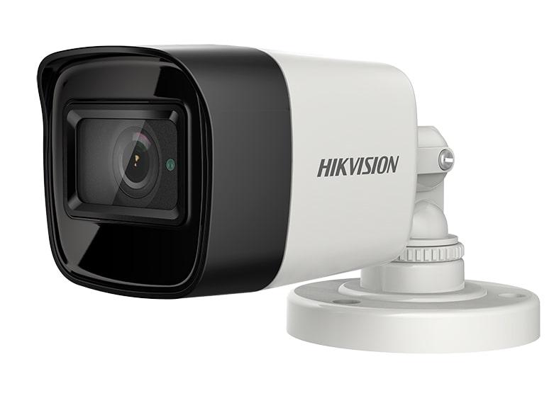 Hikvision DS-2CE16U1T-ITPF Κάμερα HDTVI 8MP Φακός 2.8mm