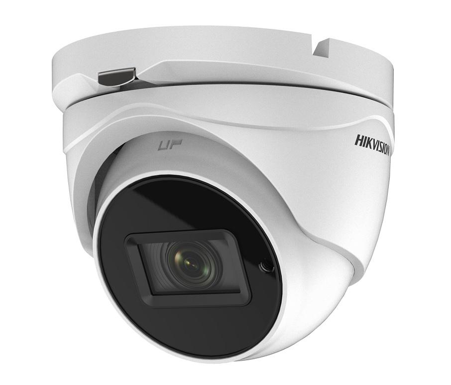 HIKVISION DS-2CE79U1T-IT3ZF Κάμερα HDTVI 8MP Φακός Motorized Varifocal 2.7-13.5mm