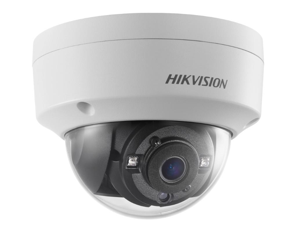 Hikvision DS-2CE56H0T-VPITF Κάμερα HDTVI 5MP Φακός 2.8mm