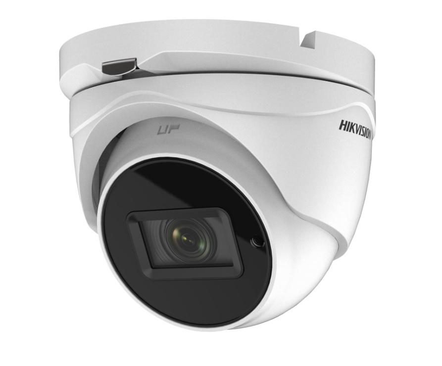 Hikvision DS-2CE56H0T-IT3ZF Κάμερα HDTVI 5MP Φακός Motorized Varifocal 2.7-13.5mm