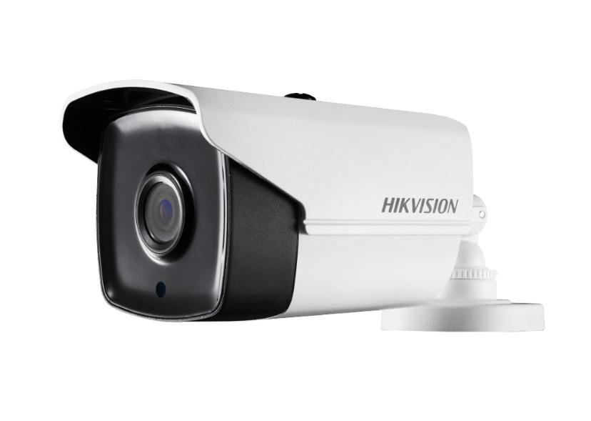 Hikvision DS-2CE16H0T-IT3F Κάμερα HDTVI 5MP Φακός 2.8mm