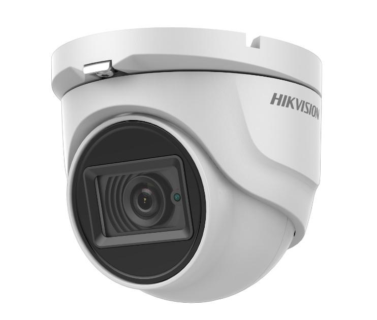 Hikvision DS-2CE76H8T-ITMF Κάμερα HDTVI 5MP Φακός 2.8mm