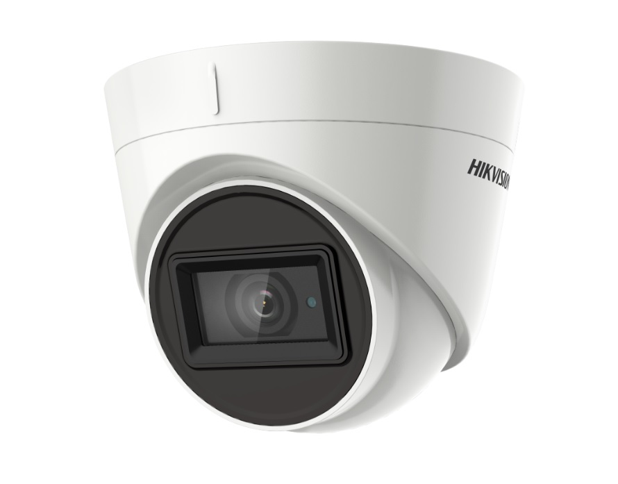 Hikvision DS-2CE78H8T-IT3F Κάμερα HDTVI 5MP Φακός 2.8mm